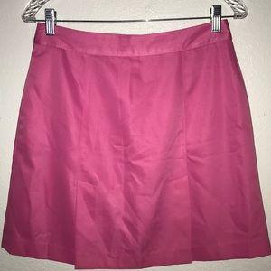EP Pro Skort skirt solid pink Sz 6